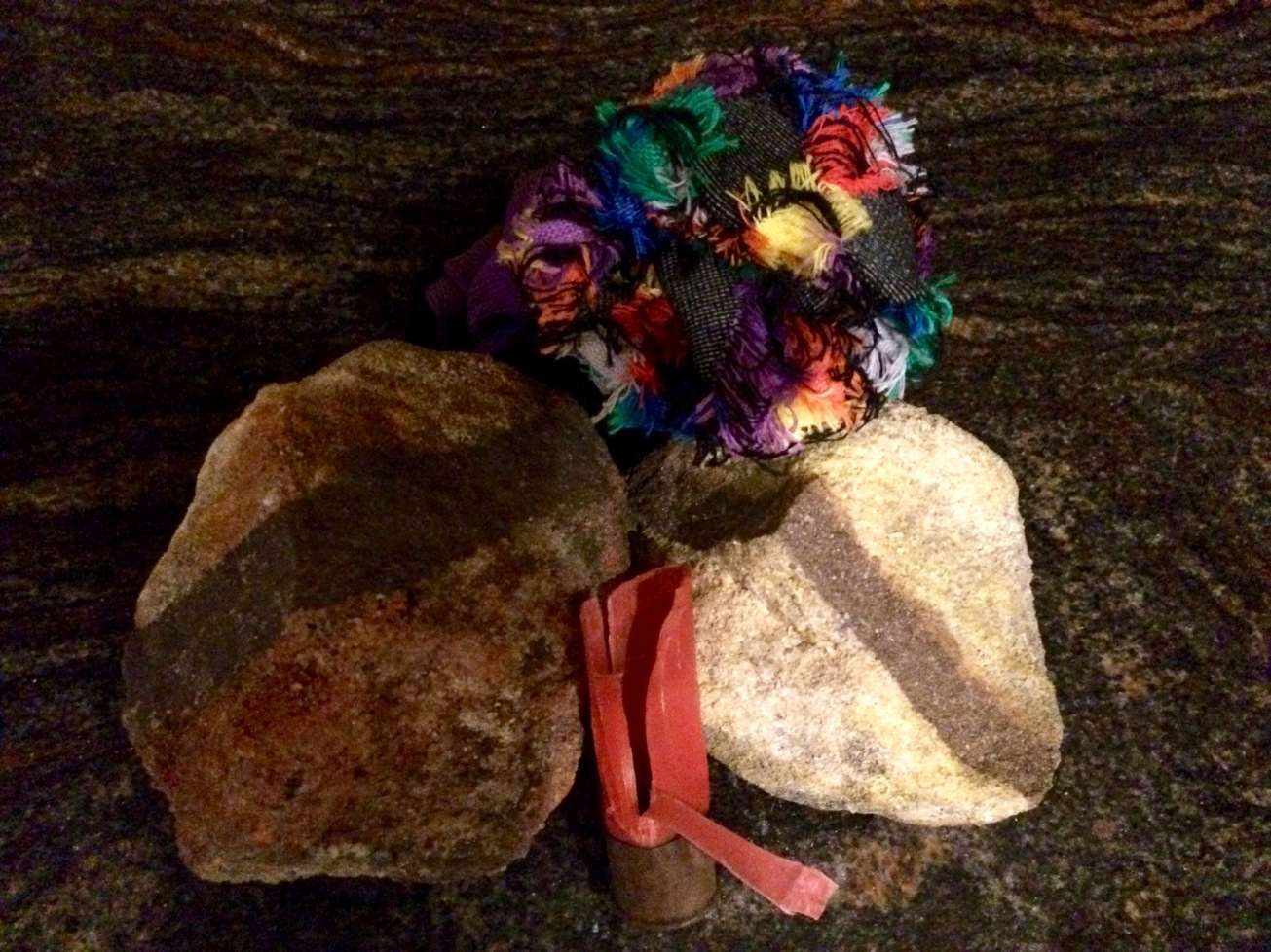 Rocks and socks